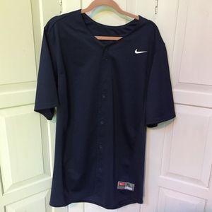 Men's Nike Team Baseball Shirt XL